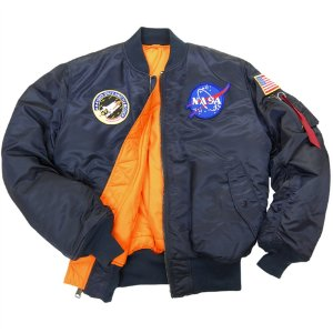 NASA MA-1 飞行员夹克