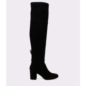 Adessi Midnight Black Women's Over-the-knee boots   ALDO US