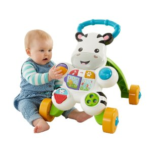 Fisher-Price Learn with Me Zebra Walker - Fisher-Price - Toys