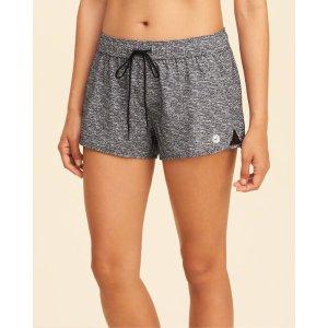 Girls Nylon Running Short | Girls Hollister Cali Sport | HollisterCo.com