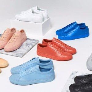 $229起 极简休闲鞋Common Projects 男士女士休闲鞋