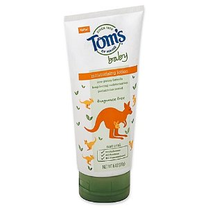 Tom's of Maine® 6 oz. Baby Moisturizing Lotion in Fragrance-Free - Bed Bath & Beyond