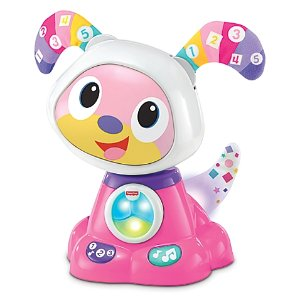 Fisher-Price® BeatBowWow™ Toy Dog in Pink - buybuy BABY
