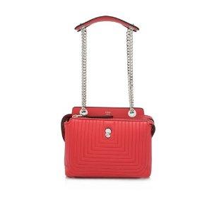 Fendi Small DotCom Shoulder Bag