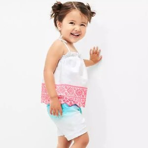 Up to 40% Off + Extra 25% OffBaby and Kid's New Styles @ Gap