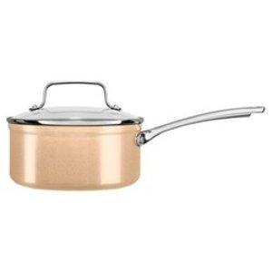 KitchenAid 2 Quart Hard Anodized Nonstick Saucepan with Lid - KC3H120PL