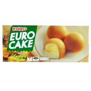 泰国 EURO 奶皇夾心小蛋糕 144g
