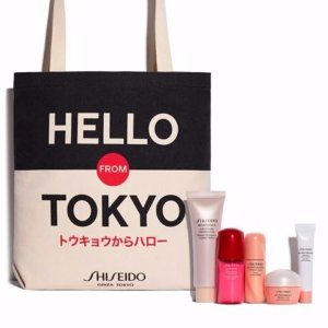 15% OffBenefiance Gift yours with any $75 or more Shiseido Purchase