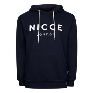 NICCE Navy Logo Hoodie - New Arrivals - New In