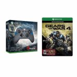 Xbox One Gears of War 4: Ultimate Edition Game and Wireless Controller Bundle