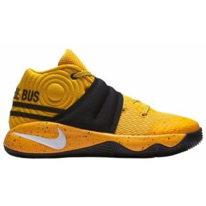 Nike Kyrie 2 - Boys' Preschool - Basketball - Shoes - Irving, Kyrie - University Gold/White/Black/University Red