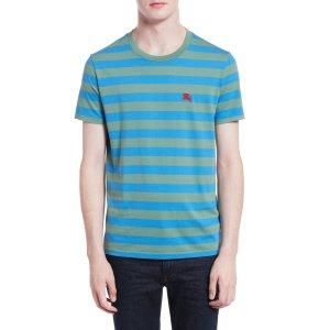 Burberry Torridge Abveu Stripe T-Shirt