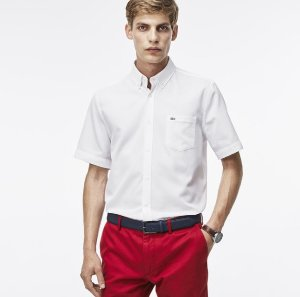From $46.99 Men's Shirt @ Lacoste