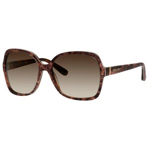 Jimmy Choo Lori - Women's Rectangle Sunglasses