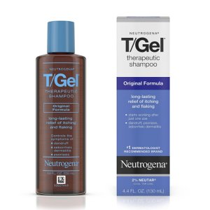 $3.20 Neutrogena T/Gel Therapeutic Shampoo Original Formula, Dandruff Treatment, 4.4 Fl. Oz