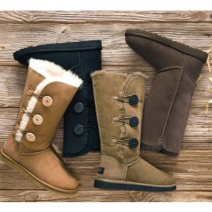 UGG® Australia Women's Bailey Button Triplet Boots