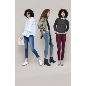 Good American Good Legs High Waist Skinny Jeans (Blue 082)   Nordstrom