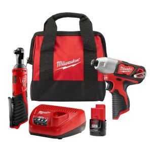 Up to 50% offMilwaukee Combo & Impact Wrench Kits Sale @ Home Depot