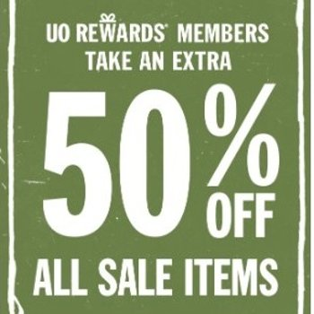 Extra 50% Off For Members + 40% Off For Non-members