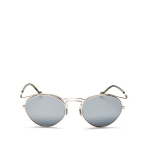 Dior Round Sunglasses, 53mm | Bloomingdale's
