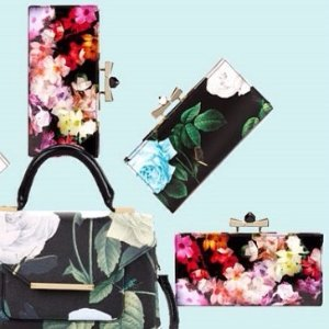 Up to 25% Off + Extra 25% Off Ted Baker Women Handbags Sales @ Bloomingdales