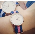 Daniel Wellington Women's 0906DW Steel Watch