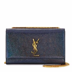 Monogram Kate Medium Chain Bag, Graphite