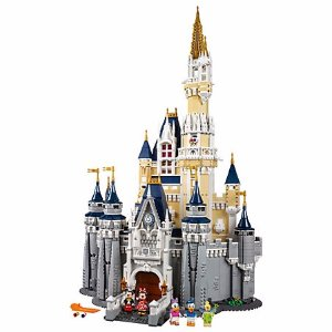 $349.99 + Free GiftLEGO The Disney Castle 71040