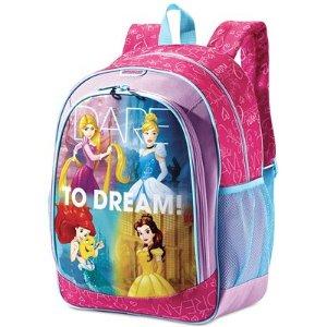 American Tourister 迪士尼公主背包