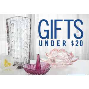 Home Décor, Dinnerware, and Kitchen Gifts under $20 | Mikasa Gift Showcase