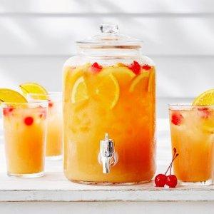 Classic Beverage Jar, 0.5 Gallon | Sur La Table