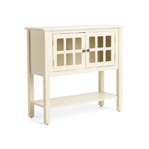 Window Panel Cabinet - Accent Furniture - T.J.Maxx