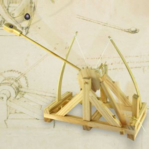 $19.99 + Free ShippingDa Vinci Catapult Historical Scale Model