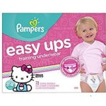 Pampers Easy Ups 幼儿拉拉裤