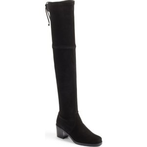 Elevated Over the Knee Boot