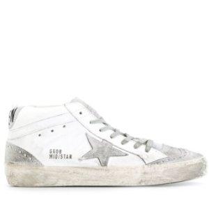 Golden Goose Midstar Leather Sneaker