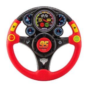 Cars 3 Rev N' Roll Steering Wheel