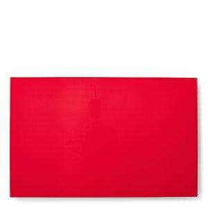 Red Poppy Standing Tray |