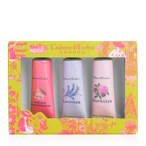 Florals Hand Therapy Sampler Set