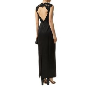 Ted Baker Ellil Embroidered Open Back Maxi Dress