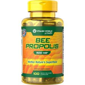 Bee Propolis 500mg at Vitamin World