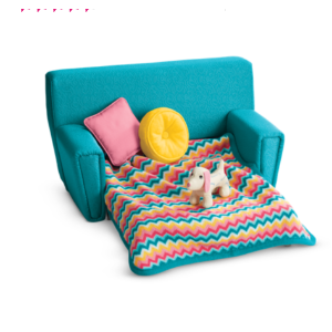 Maryellen's Sofa Bed Set | maryellenworld | American Girl