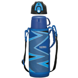 THERMOS Stainless Steel Sports Bottle