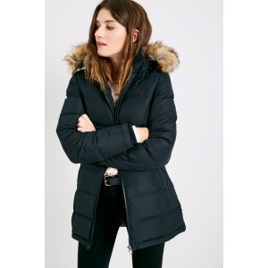 ANN LONGLINE PADDED COAT | JackWills US