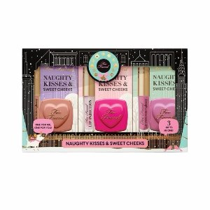 Naught Kisses & Sweet Cheeks - Too Faced