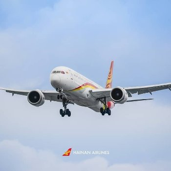 From $365 Nonstop on Hainan Airlines