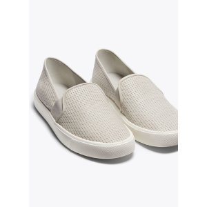 Blair Perforated Leather Sneaker for Women | Vince