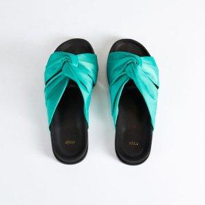FAREEN Flat sandals - Shoes - Maje.com