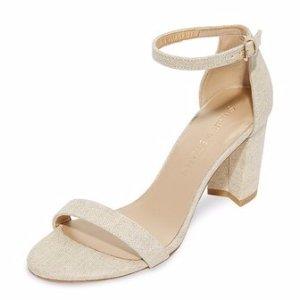 Stuart Weitzman Nearlynude Sandals | SHOPBOP