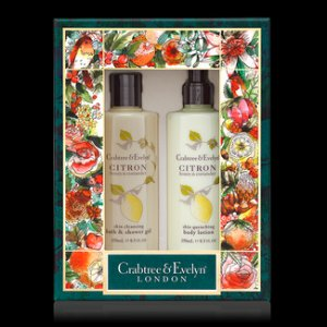 Citron, Honey & Coriander Bath & Body Duo - Crabtree & Evelyn